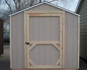 Shed Door options