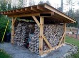 Firewood Shed designs 1