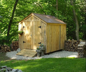 garden shed designs and plans