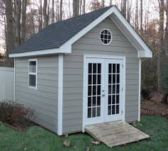 shed siding ideas cement
