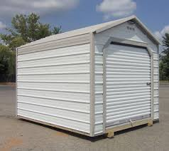 shed siding ideas metal