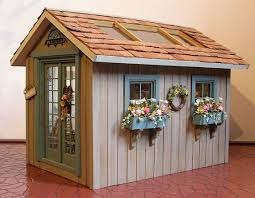 plantar box shed window ideas