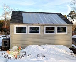 polycarbonate shed window ideas