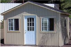 shed window ideas for the door